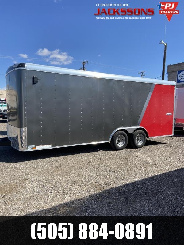 Look Trailers St Auto Car / Racing Trailer