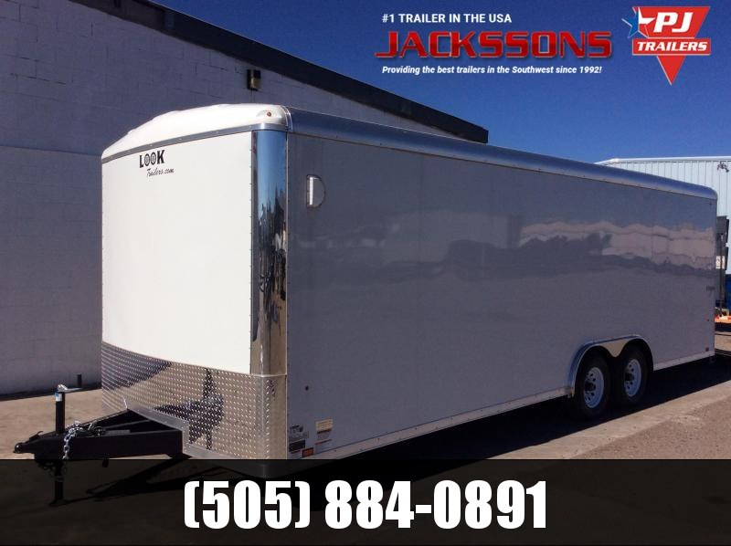 2021 24FT Look Trailers VISION Enclosed Cargo Trailer
