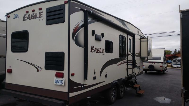 2014 Jayco Eagle 26.5RKS Fifth Wheel Campers RV