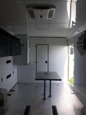 2019 Sundowner Trailers Sundowner 22' cargo area with 10' living area Toy Hauler RV