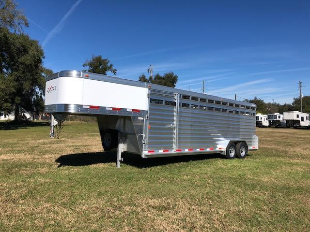 2022 Exiss Trailers stock 24 Horse Trailer
