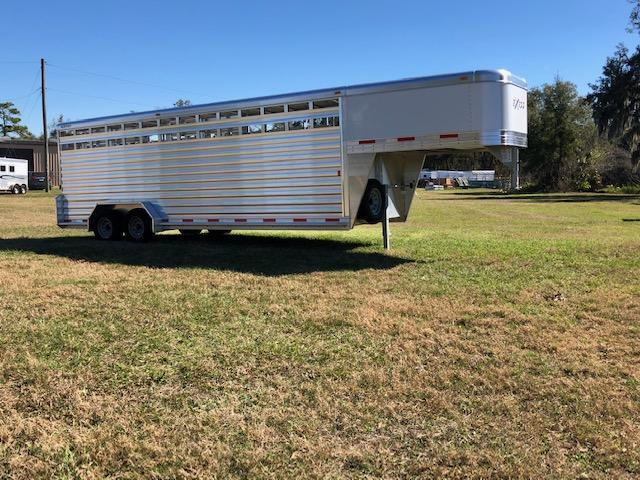 2021 Exiss Trailers stock 24 Horse Trailer