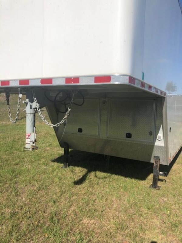 2015 inTech Trailers 8'x32' Enclosed Cargo Trailer