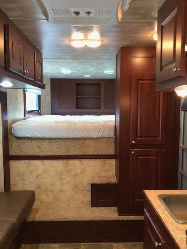 2017 Shadow Trailers 2 horse with 9' lq Horse Trailer