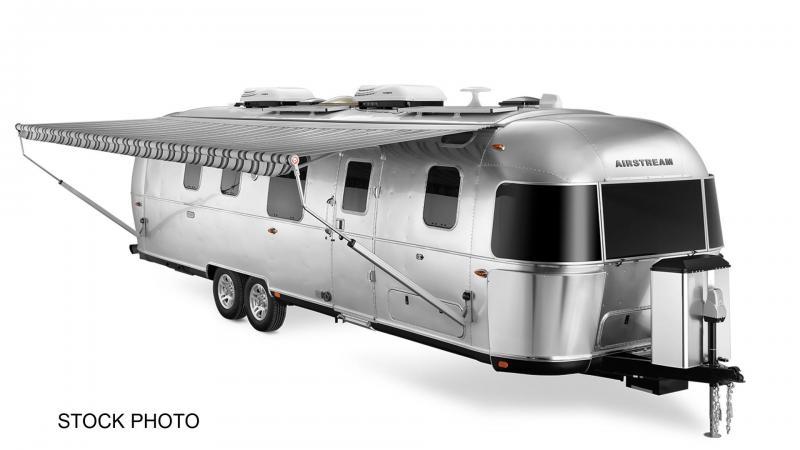 2022 Airstream Classic 33FB Twin Travel Trailer