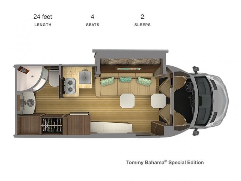 2022 Airstream Atlas Murphy Suite