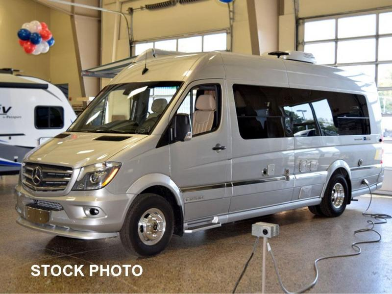 2022 Airstream Interstate 24GL Tommy Bahama Special Edition