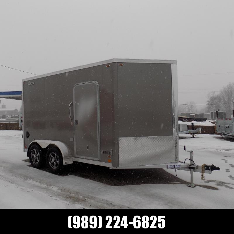 New Legend FTV 7' x 15' Aluminum Enclosed Cargo Trailer - Best Built Cargo Trailer - $0 Down & Payments From $133/mo. W.A.C.