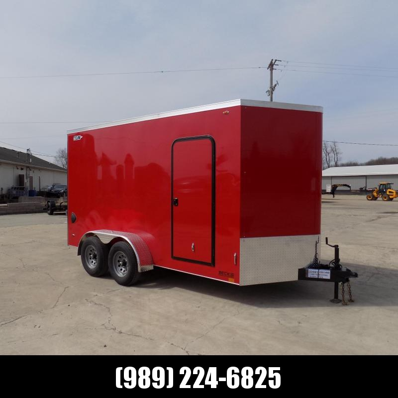 New Legend Trailers Legend Cyclone 7' x 16' Enclosed Cargo Trailer With 5200# Torsion Axles - $0 Down & Payments From $123/mo. W.A.C.