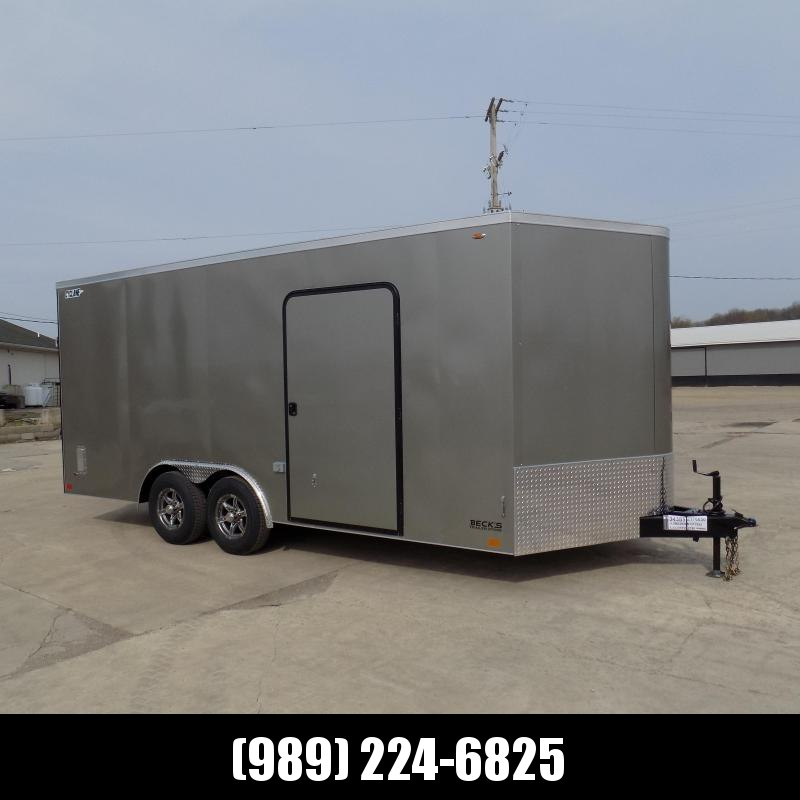 New Legend Trailers Legend Cyclone 8.5' x 20' Enclosed Car Hauler / Cargo Trailer for Sale - $0 Down Payments From $145/mo W.A.C.