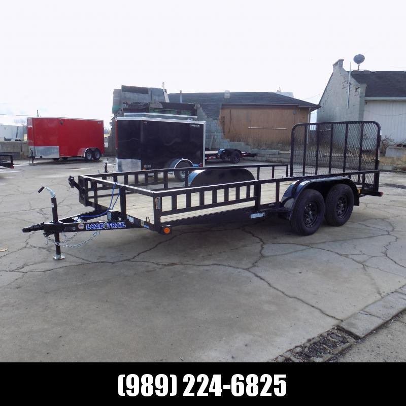 New Load Trail 7' x 16' Utility Trailer For Sale - $0 Down & Payments From $79/mo W.A.C.