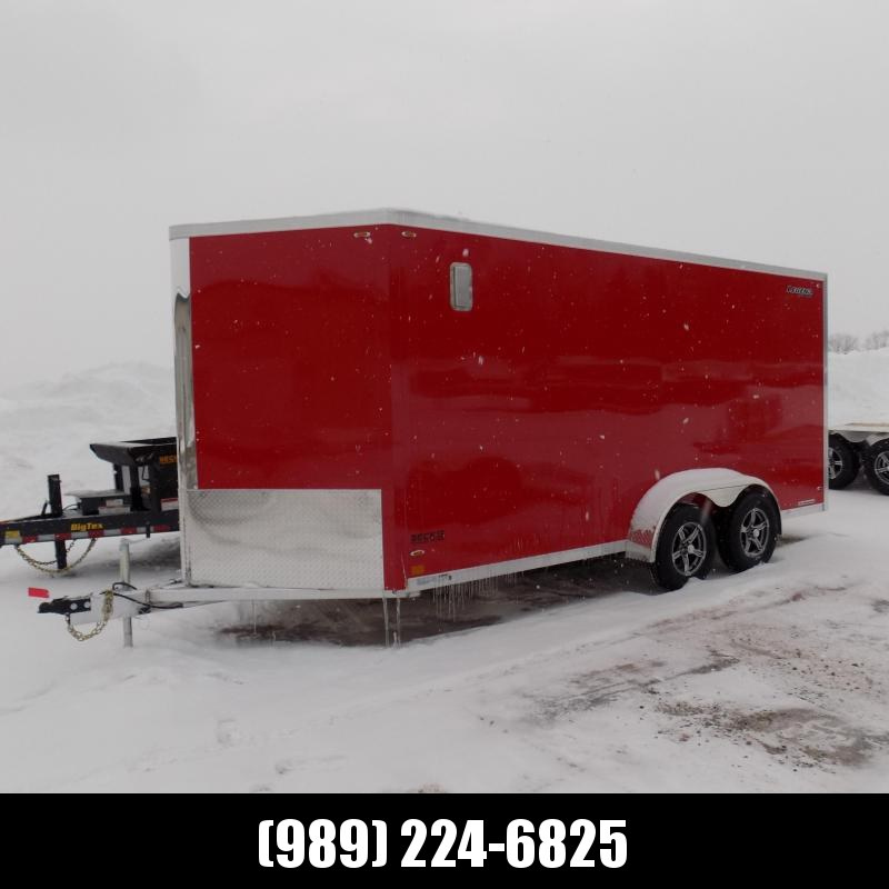 New Legend FTV 7' x 19' Aluminum Enclosed Cargo Trailer - Best Built Cargo Trailer - $0 Down & Payments From $115/mo. W.A.C.