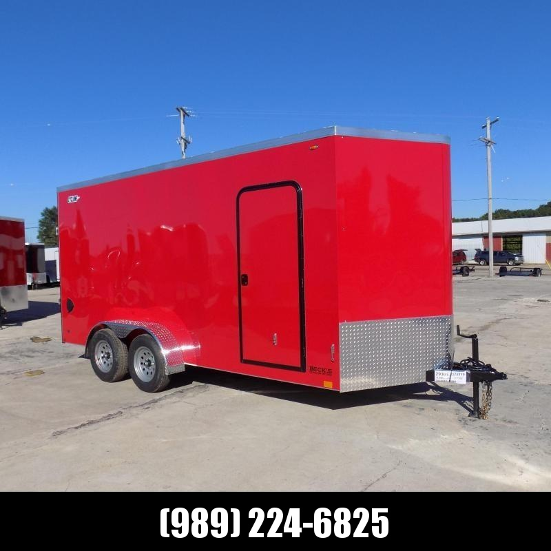 New Legend Trailers Legend Cyclone 7' x 18' Enclosed Cargo Trailer With 5200# Torsion Axles - $0 Down & Payments From $115/mo. W.A.C.