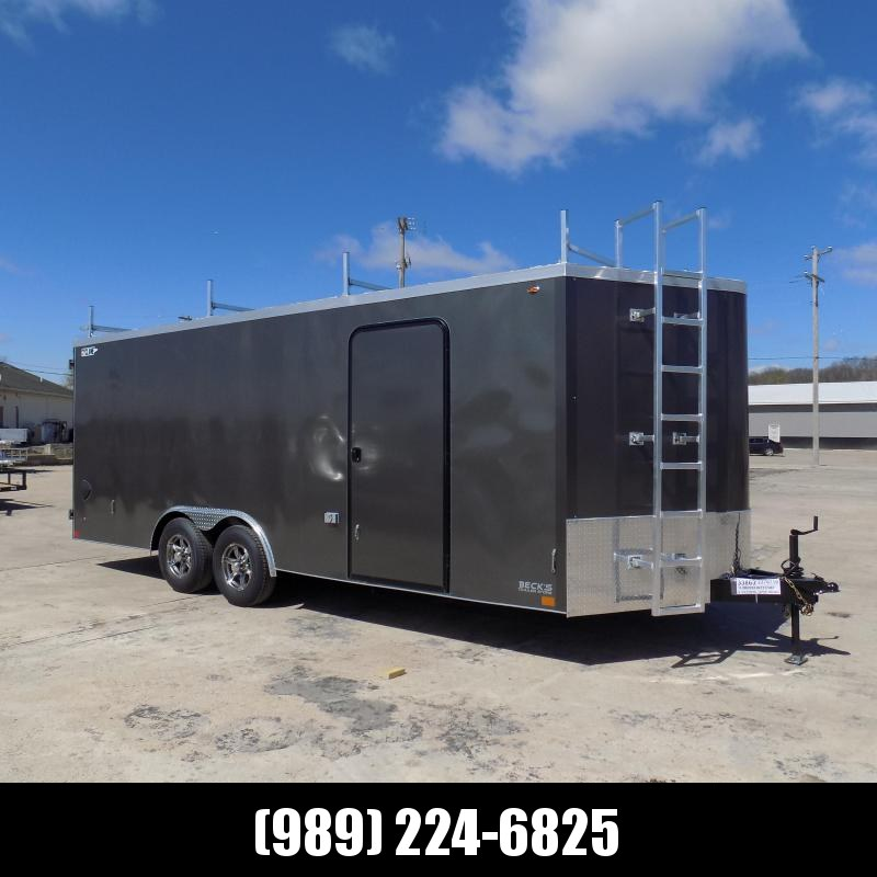 New Legend Trailers Legend Cyclone 8.5' x 22' Enclosed Car Hauler / Cargo Trailer for Sale - $0 Down Payments From $149/mo W.A.C.