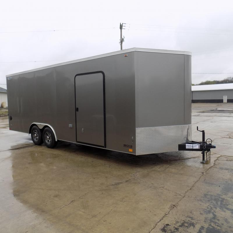 New Legend Trailers Legend Cyclone 8.5' x 24' Enclosed Car Hauler / Cargo Trailer for Sale - $0 Down Payments From $145/mo W.A.C.
