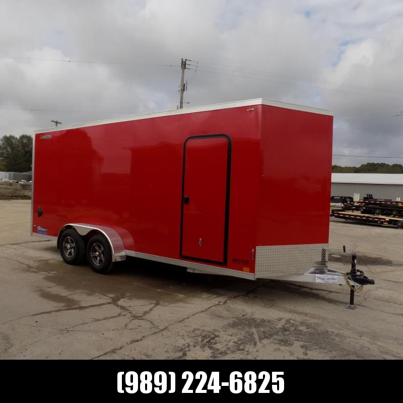 New Legend Thunder 7' x 20' Aluminum Enclosed Cargo Trailer for Sale- $0 Down Payments From $137/Mo W.A.C.
