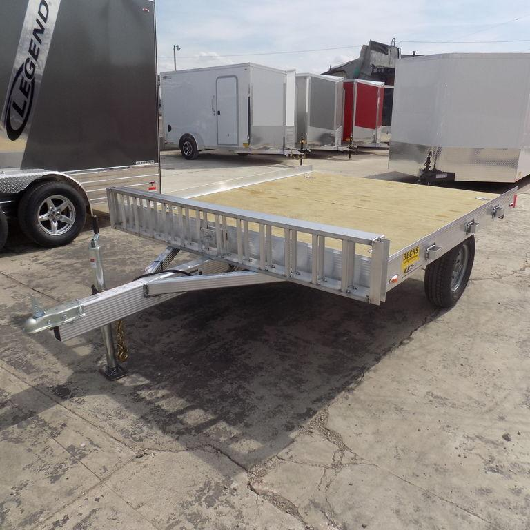 New Legend ATV Master 7' x 8' Aluminum Trailer for Sale - CLEARANCE UNIT - NOT SUBSTITUATIONS