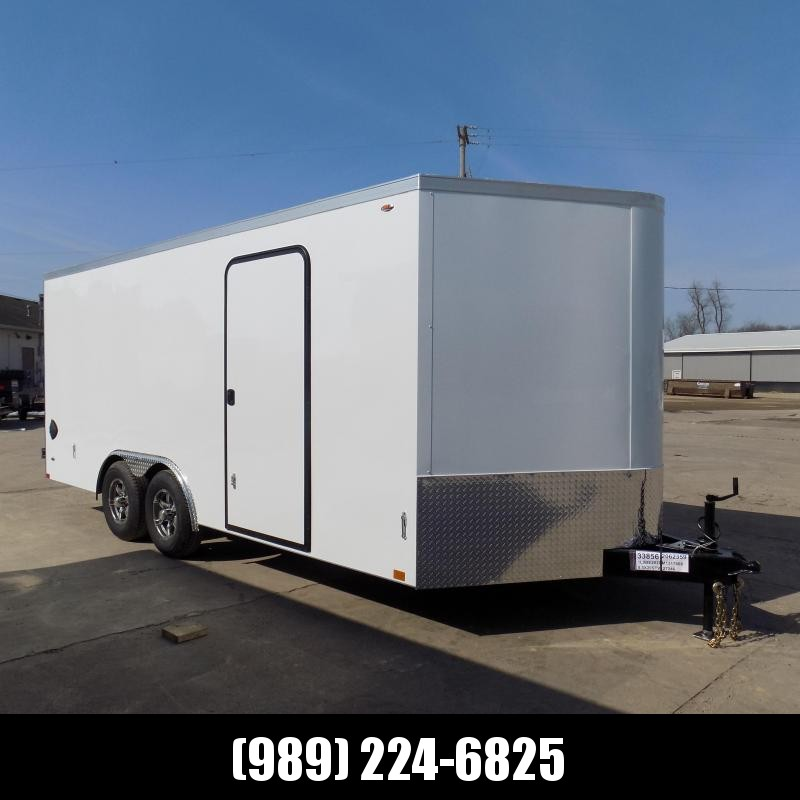 New Legend Trailers Legend Cyclone 8.5' x 20' Enclosed Car Hauler / Cargo Trailer for Sale - $0 Down Payments From $119/mo W.A.C.