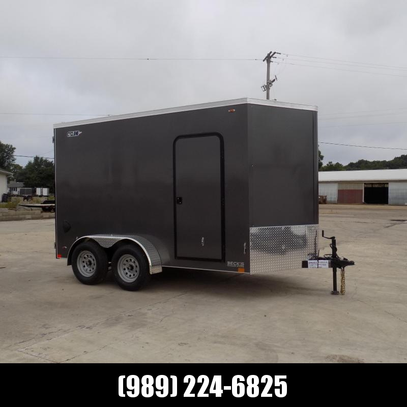 New Legend Trailers Legend Cyclone 7' x 14' Enclosed Cargo Trailer for Sale - $0 Down & Payments From $121/mo. W.A.C.