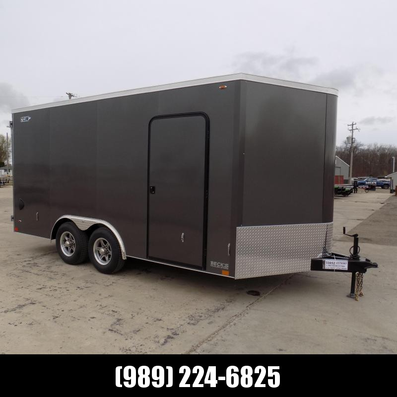 New Legend Trailers Legend Cyclone 8.5' x 18' Enclosed Car Hauler / Cargo Trailer for Sale - $0 Down Payments From $129/mo W.A.C.