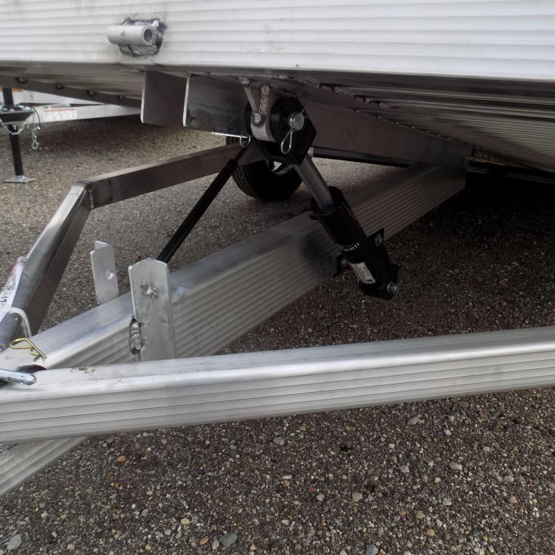 New Legend 7' X 12' Tilt Deck Utility Trailer - $0 Down & Payment From $109/mo. W.A.C.