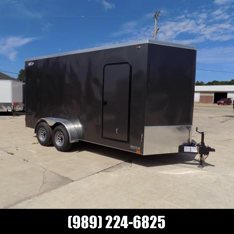New Legend Trailers Legend Cyclone 7' x 18' Enclosed Cargo Trailer With 5200# Torsion Axles - $0 Down & Payments From $122/mo. W.A.C.