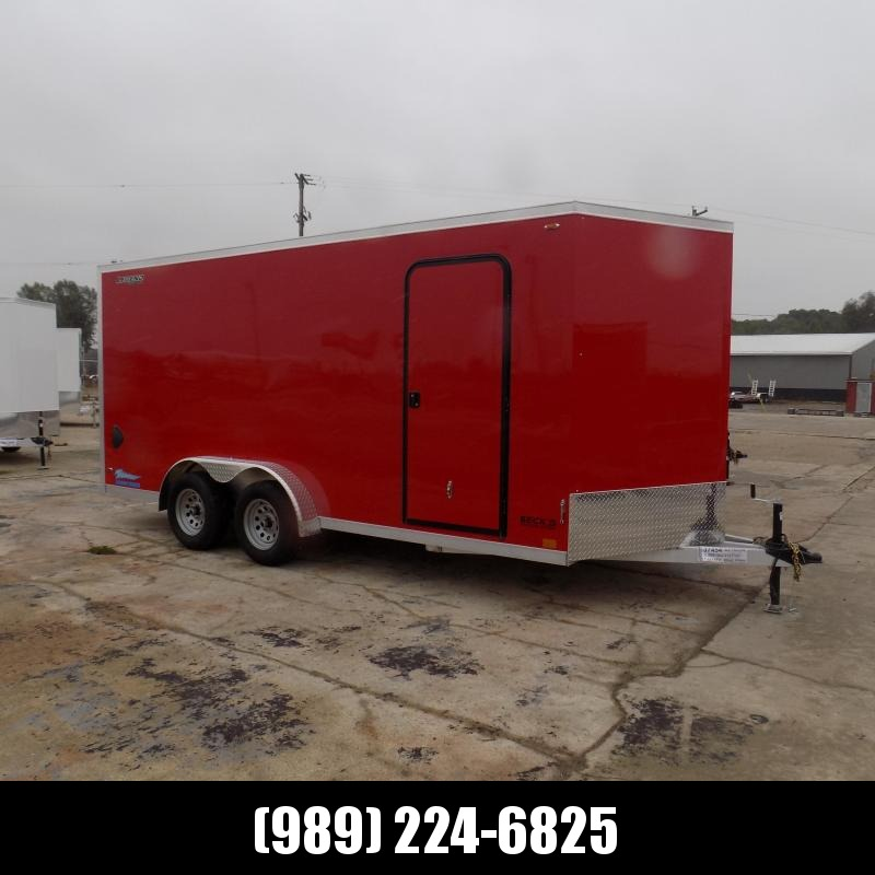 New Legend Thunder 7.5' x 18' Aluminum Enclosed Cargo Trailer for Sale- $0 Down Payments From $131/Mo W.A.C.