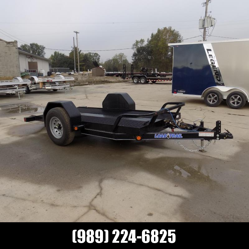 """New Load Trail 60"""" x 12' Scissor Lift Trailer -  $0 Down And Payments From $105/Mo W.A.C."""