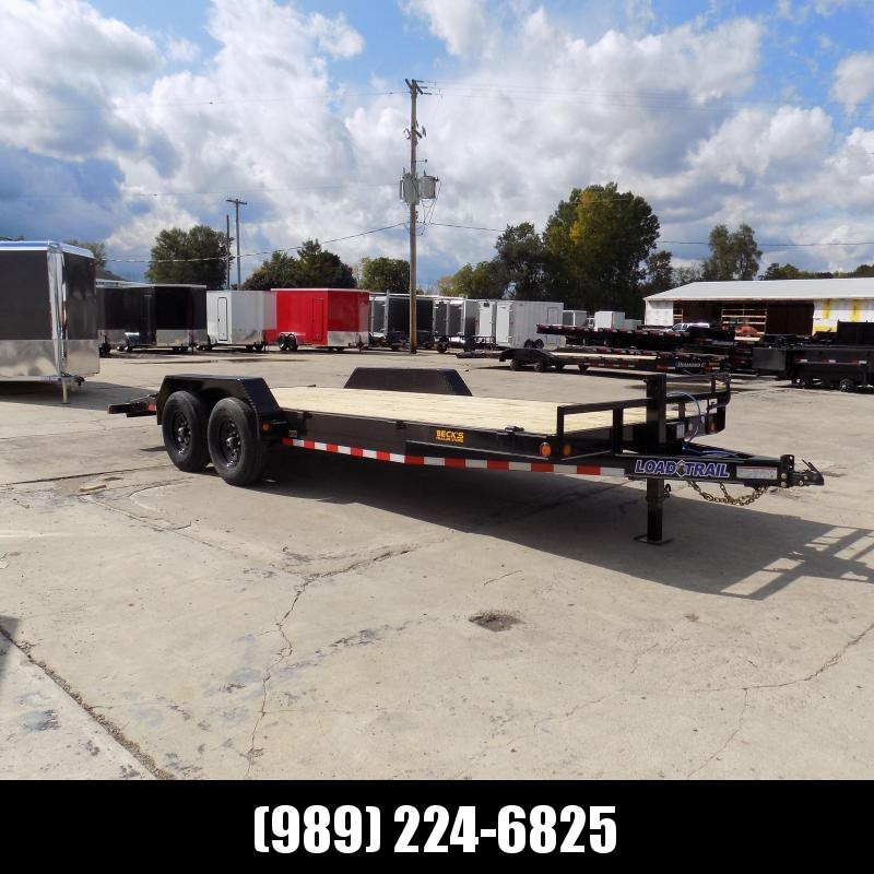 "New Load Trailer 83"" x 20' Car Hauler Trailer For Sale With 7K Axles- $0 Down & Payments from $117/mo. W.A.C."