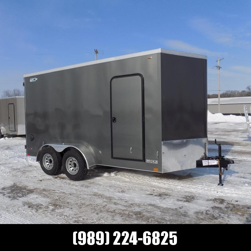 New Legend Trailers Legend Cyclone 7' x 16' Enclosed Cargo Trailer for Sale - $0 Down & Payments From $125/mo. W.A.C.