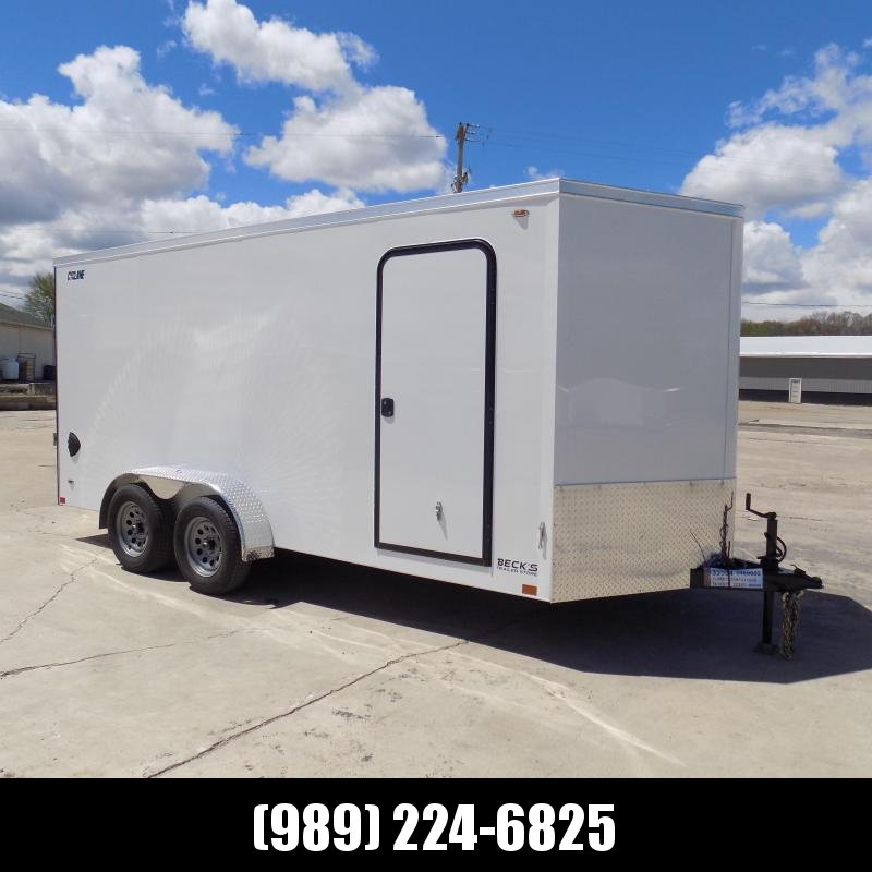 New Legend Trailers Legend Cyclone 7' x 18' Enclosed Cargo Trailer for Sale - $0 Down & Payments From $135/mo. W.A.C.