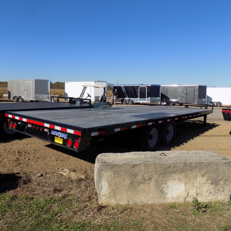 """New Load Trail 102"""" x 24' Deckover Trailer for Sale - CLEARANCE MODEL - CALL TODAY"""