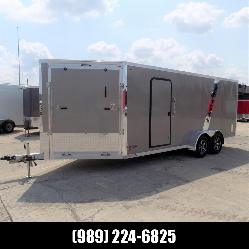 New Legend Explorer 7' x 23' Snowmobile Trailer - $0 Down & Payments From $129/mo. W.A.C - Come See America's Largest Snow/ATV Trailer Inventory!
