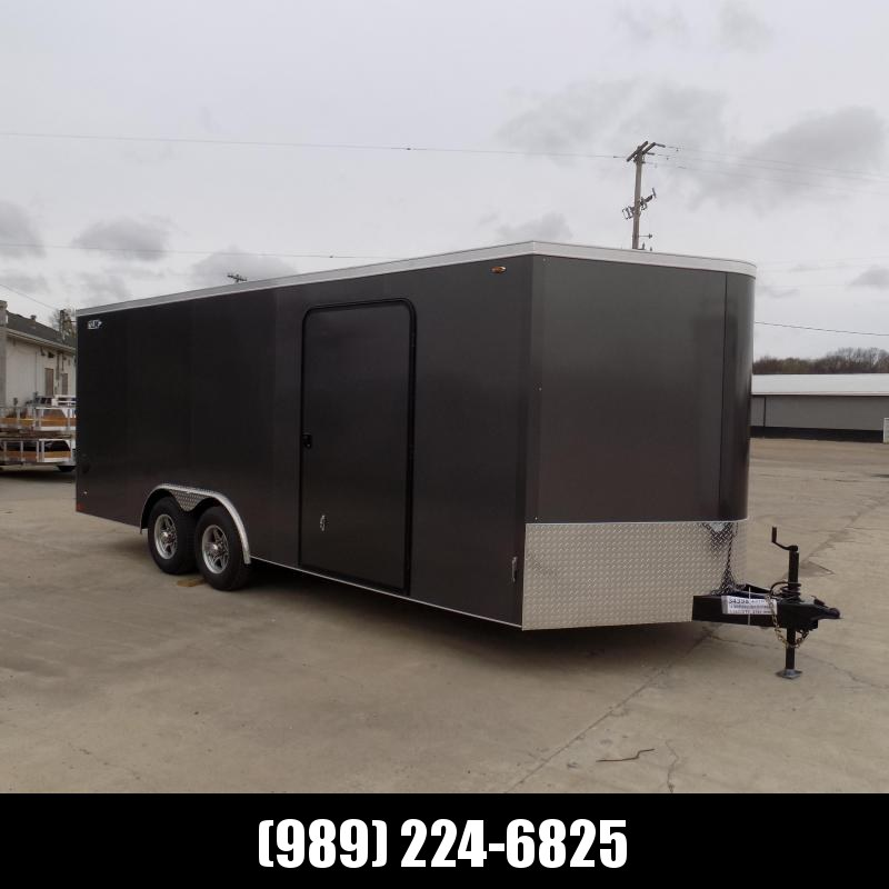 New Legend Trailers Legend Cyclone 8.5' x 22' Enclosed Car Hauler / Cargo Trailer for Sale - $0 Down Payments From $129/mo W.A.C.