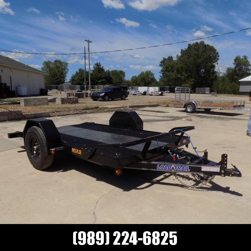New Load Trail 77'' x 12' Scissor Lift Trailer -  $0 Down And Payments From $103/Mo W.A.C.