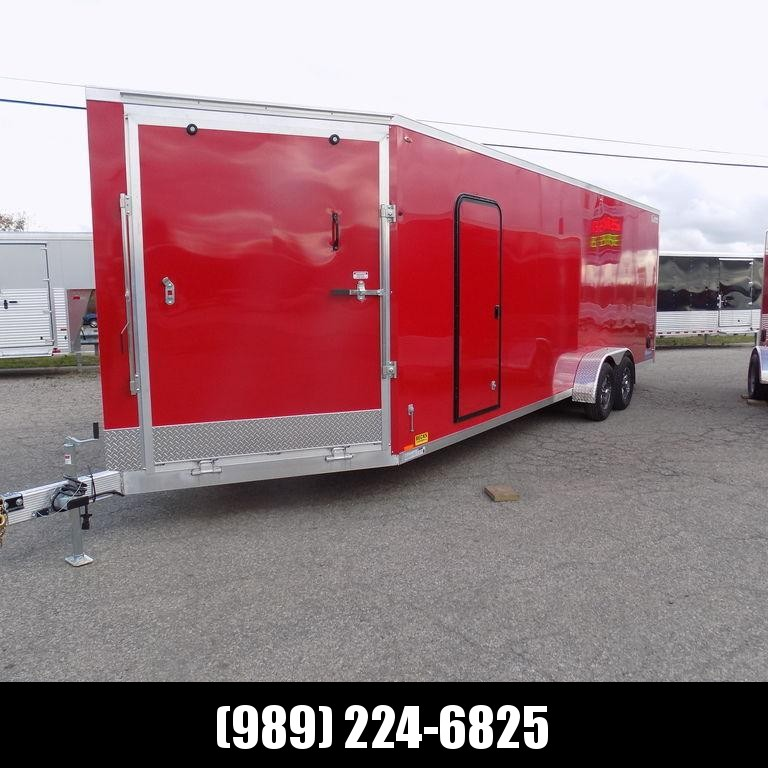 New Legend Thunder 7' x 29' Aluminum Snow / ATV Trailer For Sale - CLEARANCE