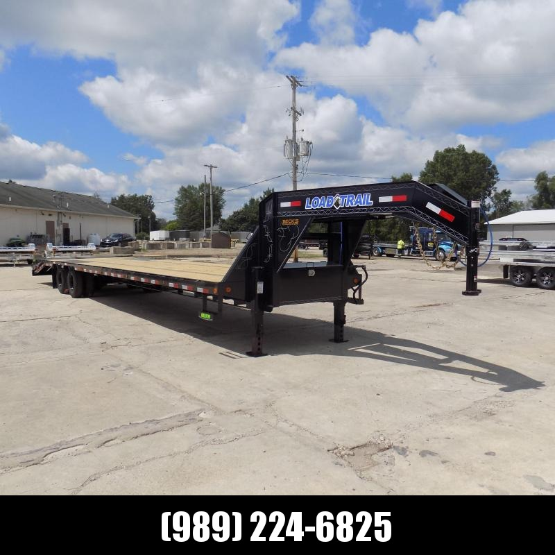 """New Load Trail 102"""" x 40' Low Pro Gooseneck - 12K Axles - $0 Down w/Financing Options Available"""