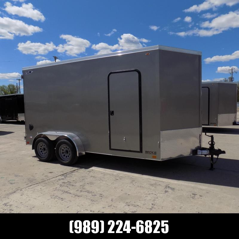 New Legend Trailers Legend Cyclone 7' x 16' Enclosed Cargo Trailer - $0 Down & Payments From $119/mo. W.A.C.