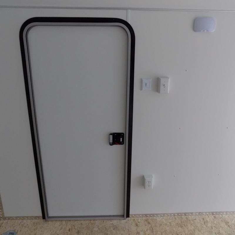 Legend Deluxe 7' x 19'  Enclosed Cargo For Sale - $0 Down & Payments From $129/mo. W.A.C.