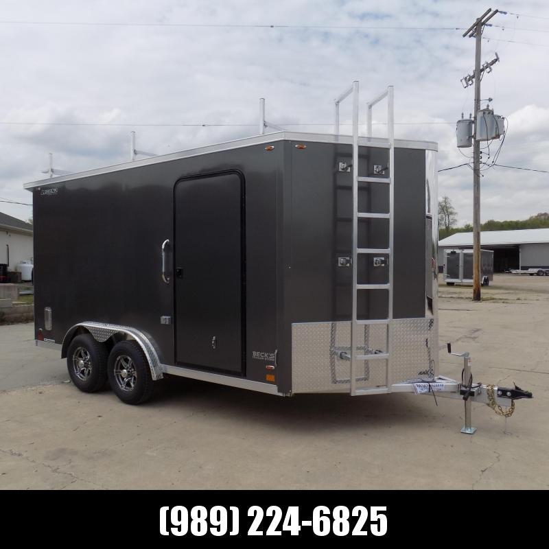 New Legend FTV 8' x 17' Aluminum Cargo Trailer - 5200# Torsion Axles - $0 Down Financing Available