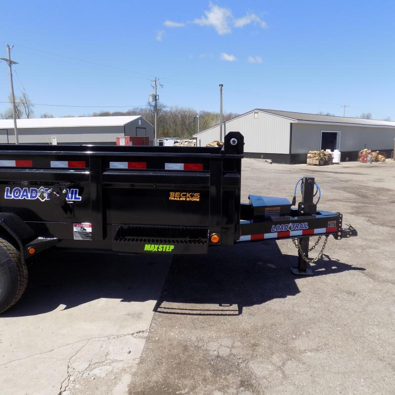 "New Load Trail 83"" x 14' Dump Trailer for Sale - $0 Down & Payments from $149/mo. W.A.C."