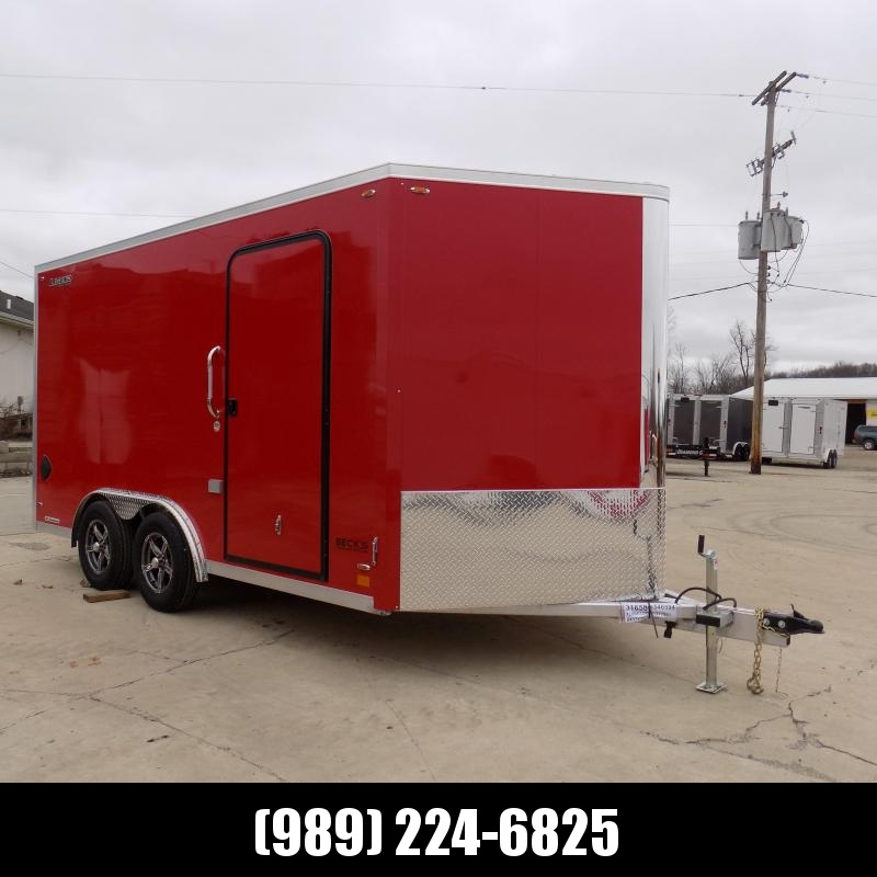 New Legend FTV 8' x 17' Aluminum Cargo Trailer - $0 Down Financing Available - Perfect For All Your Toys & Cargo!