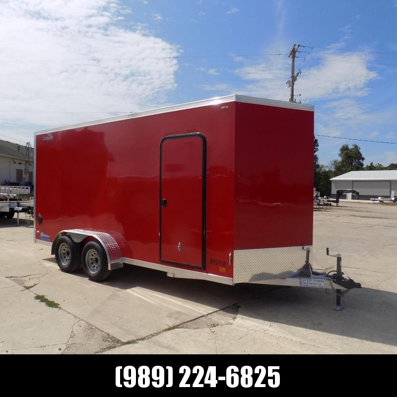 New Legend Thunder 7' x 18' Aluminum Enclosed Cargo Trailer for Sale- $0 Down Payments From $121/Mo W.A.C.