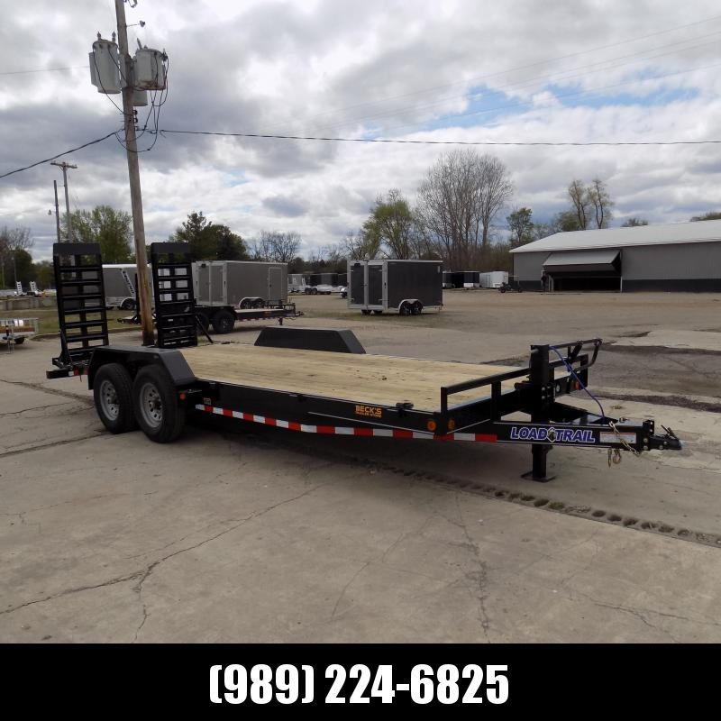 """New Load Trailer 83"""" x 20' Car Hauler Trailer For Sale With 7K Axles- $0 Down & Payments from $115/mo. W.A.C."""