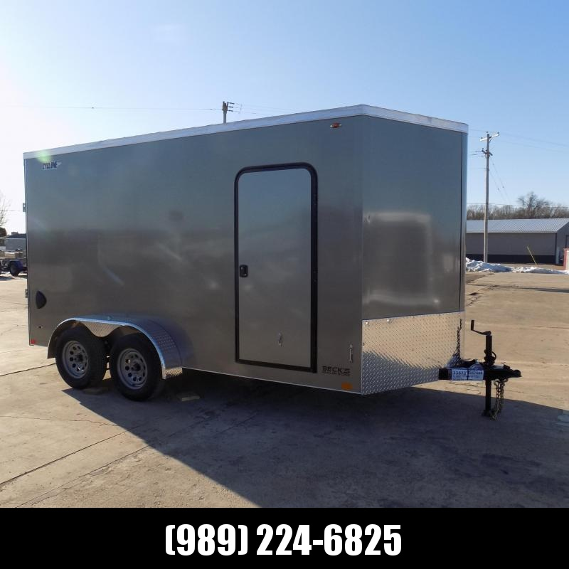 New Legend Trailers Legend Cyclone 7' x 16' Enclosed Cargo Trailer for Sale - $0 Down & Payments From $121/mo. W.A.C.