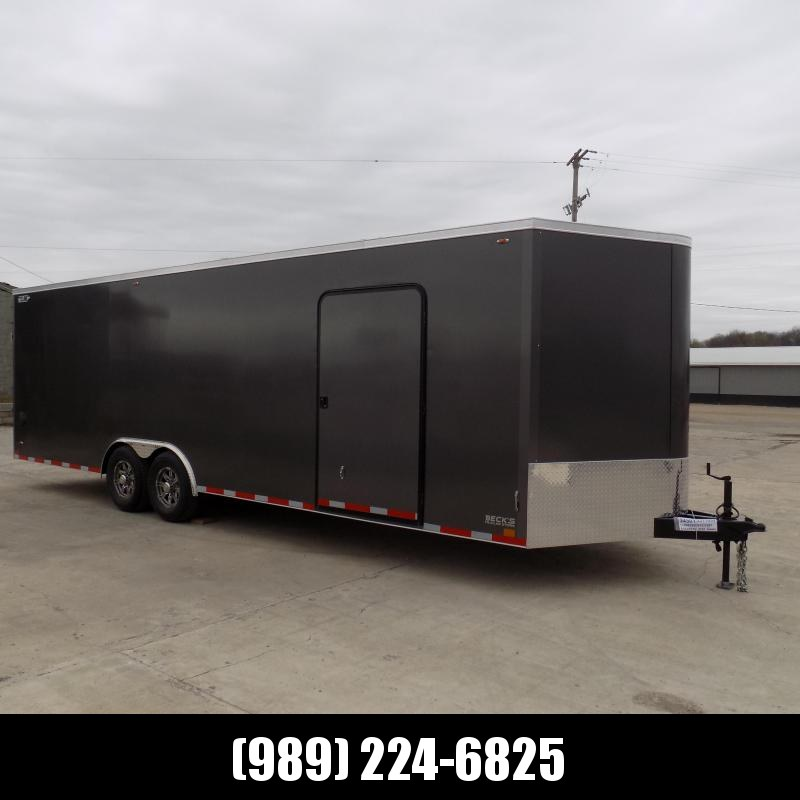New Legend Trailers Legend Cyclone 8.5' x 28' Enclosed Car Hauler / Cargo Trailer - Flexible $0 Down Financing Available