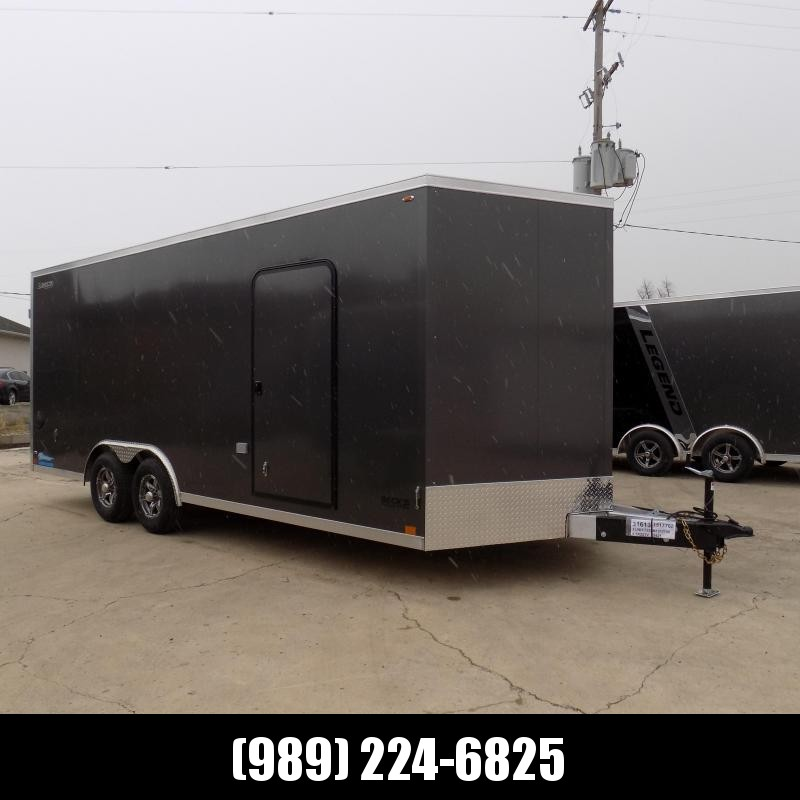 New Legend Thunder 8.5' X 22' Aluminum Enclosed Cargo Trailer - $0 Down & Payments From $149/mo. W.A.C.