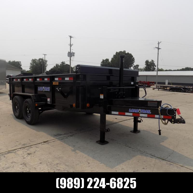 """New Load Trail 83"""" x 14' Dump Trailer for Sale - $0 Down & Financing Options Available"""
