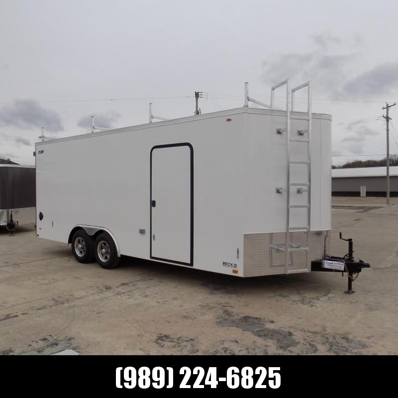 New Legend Trailers Legend Cyclone 8.5' x 22' Enclosed Car Hauler / Cargo Trailer for Sale - $0 Down Payments From $167/mo W.A.C.