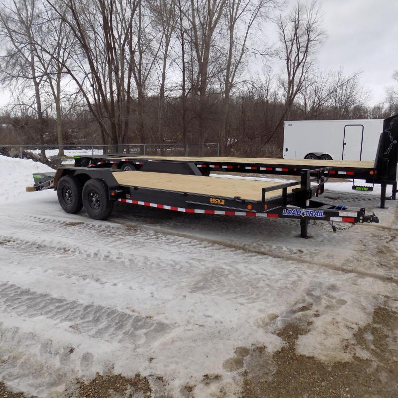 "New Load Trailer 83"" x 20' Car Hauler Trailer For Sale With 7K Axles- $0 Down & Payments from $133/mo. W.A.C."